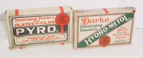 Vintage Darko & Pyro Developing Power.