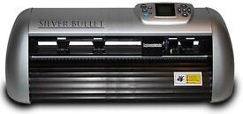 silver bullet laser cutter