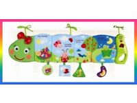 VTECH Musical nursery rhymes Cot Bumper - In French