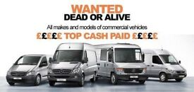 Mercedes sprinter wanted any condition 312d 310d 308d 208d