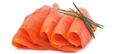 1kg . Räucherlachs, geschnitten  Fische  Räucherfisch Aal