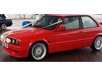 Genuine E30 325i sport 1989 Red - (Px e46 m3, evo,sti)