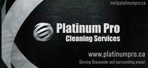 Platinum Pro Cleaning Services for all your cleaning needs