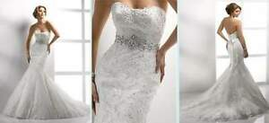 Maggie Sottero- Swarovski Crystal Wedding Dress