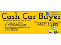 you got a car to sale call me today cash cash cash 07500565997