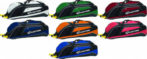 "Easton E500W Wheeled Bag 36""L x 12""W x 12""H NEW  Baseball Player ROYAL BLUE"