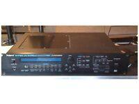 Roland JV1080 jv-1080 synth module.