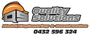 Quality Solutions pty LIMITED Newcastle Newcastle Area Preview