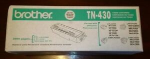 TONER - Brother Toner TN-430 - Still in Unopened Box