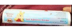 winnie the pooh self adhesive border