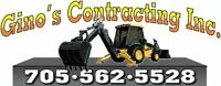 Gino's Contracting Inc
