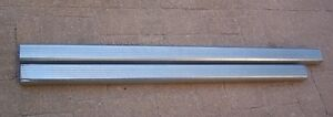 """2""""x3"""" Galvanized Steel Downspouts"""