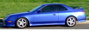 "4x Acura / Honda Enkei ""5-Spoke"" Prelude Type SH Mag (5x114.3mm)"