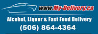 www.My-Delivery.ca Fast Food Delivery in all Greater Moncton