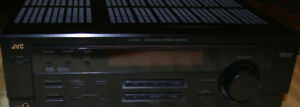 JVC Receiver Surround 7.1 or Stereo Plus JVC CD Player
