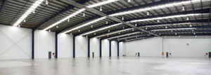 10,000 SQUARE FOOT COMMERCIAL SPACE WITH OFFICE FOR RENT!