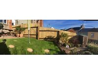Fencing contractor, Torquay Paignton Newton Abbot