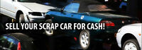 WE PAY TOP DOLLAR FOR UR SCRAP CAR UP TO 2500$ 6138828182 (24/7)