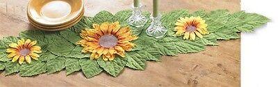Таблица Runners Sunny 3D Yellow Sunflower