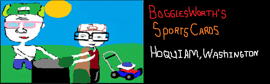 BOGGLE$WORTH'S Sports Cards