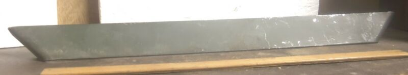 Flat Metal with Angled Corners - Support Bracket for 5 Ton Military Truck (NOS)