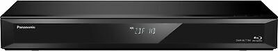 Panasonic DMR-BCT760EG Blu-ray Recorder mit Twin HD DVB-C Tuner / Schwarz
