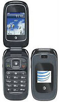 ZTE Z222 flip unlocked Cell Phone works with all GSM networks