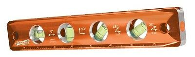 Swanson Tool TL043M 9in. Heavy Duty Magnetic Torpedo Level, (Level Tool)