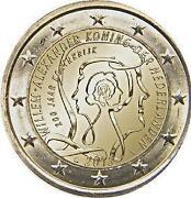2 Euro Niederlande 2013