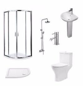 Complete Shower Room Deal for £449