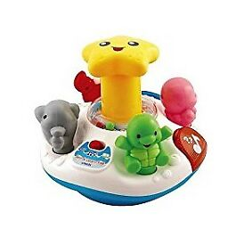 Vtech Baby Spin And Discover Ocean Fun