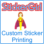 StickerGirl Sticker Printing