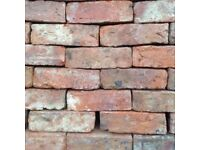 wanted reclaimed bricks/handmade/wire cut