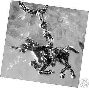 Medieval times Knight Jousting Horse charm Sterling Silver 925 Jewelry Battle Vikings horsemen lance tournament Armour