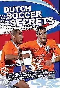 Dutch Soccer Secrets  BOOK NEU