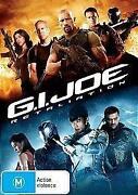 Gi Joe DVD