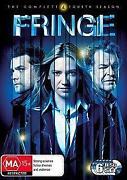 Fringe Season 4 DVD