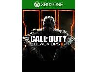 Xbox One Games Wanted.