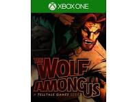 NEW the wolf among us xbox one