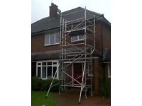Scaffold tower 7.2m
