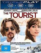 The Tourist Blu Ray