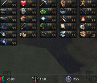 runescape 3 account a vendre -- maxed --