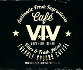Cafe in Byfleet