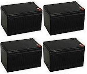 Brand New 48V 12AH (4 x 12V 12AH) Batteries Set Sale $179 48V 20AH (4 x 12V 20AH) Batteries Set Sale $239