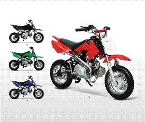 MINI MOTO DEPOT MOTOCROSS PIT BIKE ORION  125CC $699.99!