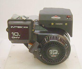 10 Hp Briggs Engine Ebay