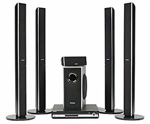 Samsung 5 speaker + subwoofer 5 disc home theatre
