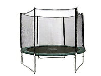 10-Foot Trampoline with Enclosure and cover