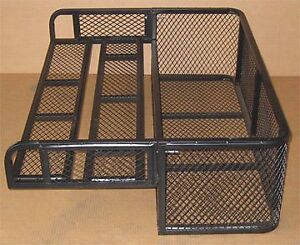 Steel Atv Rack excellent Cond with brackets