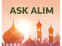ASK THE ALIM Online : Islamic Assistance / Muslim Help